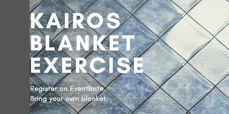 KAIROS Blanket Exercise - VIU tickets