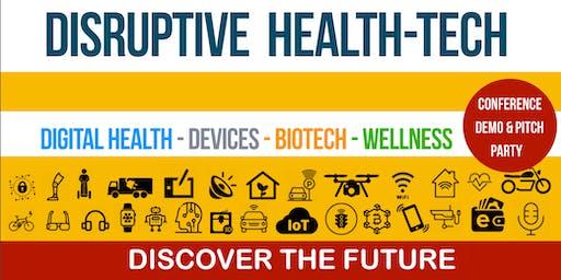 Disruptive HealthTech Reception