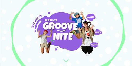 Groove Nite for Kids - Frankenstein Friday!