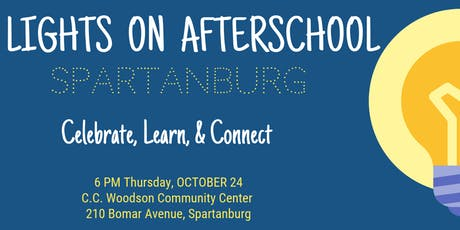 LIGHTS ON AFTERSCHOOL SPARTANBURG tickets