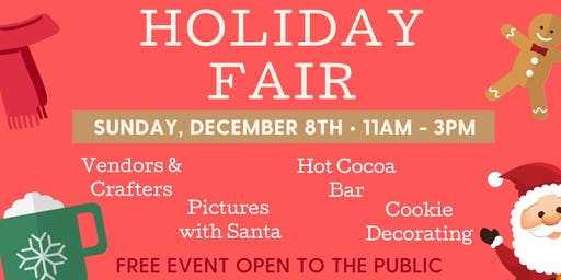2019 Holiday Fair