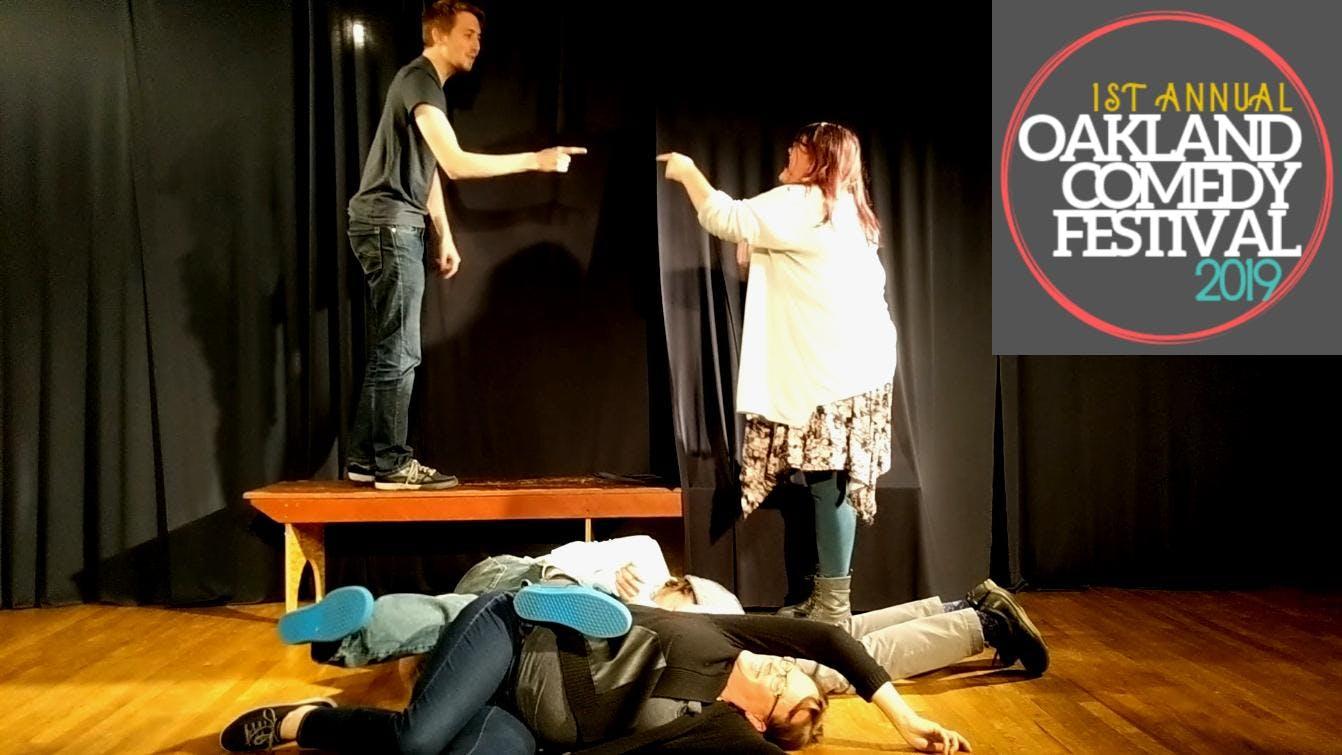 Oaktown Improv Show at Oakland Comedy Festival
