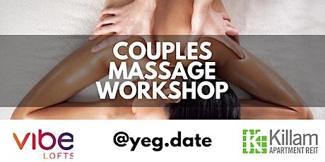 Touch Better: Couples Massage Workshop tickets