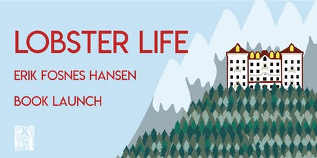 Lobster Life Book Launch tickets