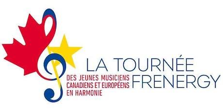 La tournée Frenergy: concert Montréal billets