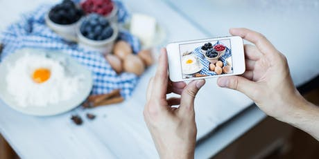 #FoodPic: Food Styling 101 - Bellevue tickets
