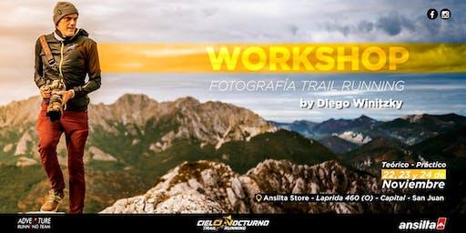WORSHOP FOTOGRAFIA TRAIL RUNNING - CIELO NOCTURNO