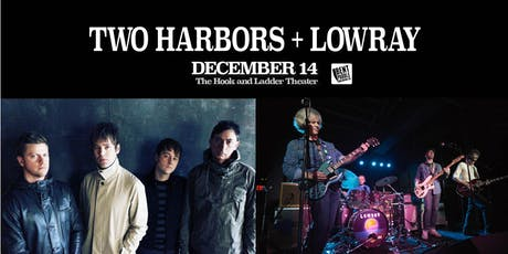 Two Harbors + LowRay with The Havana Sleeve tickets
