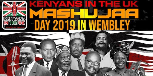 2019 MASHUJAA DAY CELEBRATIONS LONDON