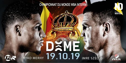 RYAD MERHY - WBA Championship Boxing