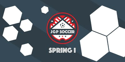JGP Soccer Indoor Series - Spring I