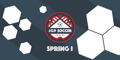 JGP Soccer Indoor Series - Spring I