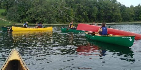 ORCKA Basic Canoeing Level 1-2 (Tandem) Course tickets