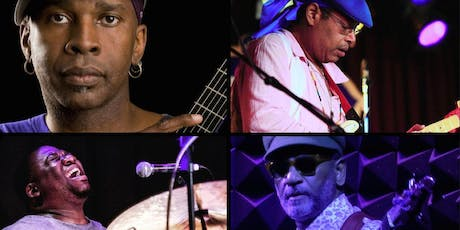 Vernon Reid's Band of Gypsys Revisited Band tickets