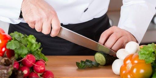Knife Skills & Sharpening
