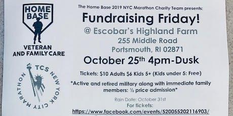 Escobar Farm Corn Maze Charity Friday tickets