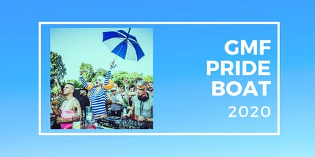 GMF • Berlin Pride Boat 2020 tickets