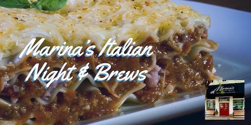 Marina's Italian Night & Brews
