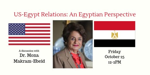 US-Egypt Relations: An Egyptian Perspective