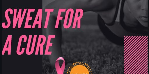 Sweat For A Cure: Breast Cancer Workout