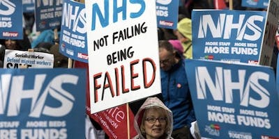 'Sell Off' how your NHS is being dismantled