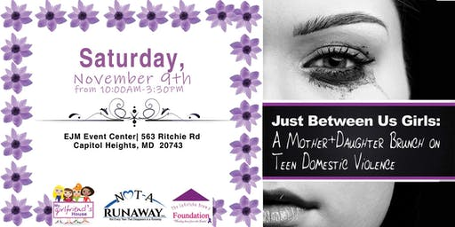 Just Between Us Girls: A Mother + Daughter Brunch on Teen Domestic Violence