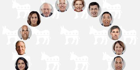 Fourth Democratic Presidential Debate (Kits) - Tues, Oct 15 tickets