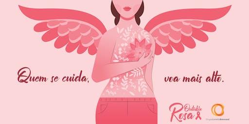 Outubro Rosa | GCB | Várzea