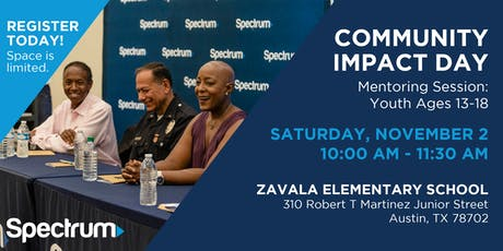 Community Impact Day - Austin Mentoring Session tickets
