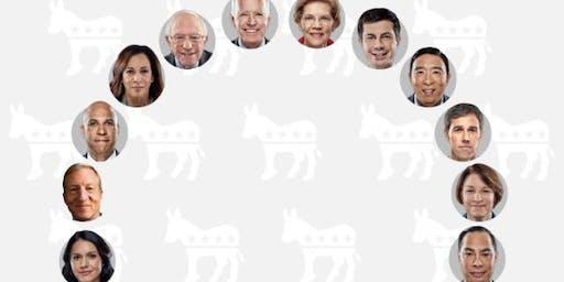 Fourth Democratic Presidential Debate (East Van) - Tues, Oct 15