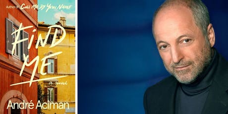 André Aciman at the Brattle Theatre tickets