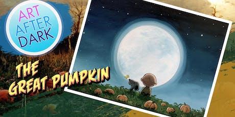 Art After Dark, The Great Pumpkin tickets