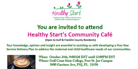 Healthy Start's Community Cafe for Gulf and Franklin Counties tickets