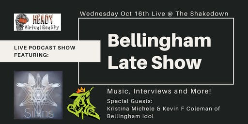 Bellingham Late Show with Michael Roe