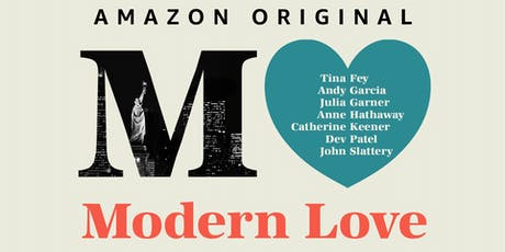 """Modern Love"" Screening and Conversation tickets"