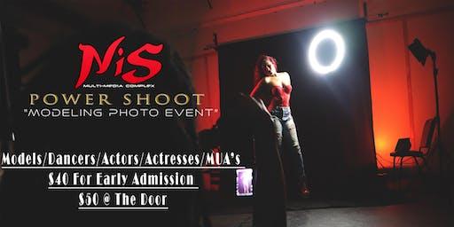 NIS Powershoot Modeling Event