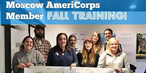 Moscow AmeriCorps Member Fall Training
