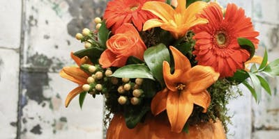 Pumpkin Blooms & Brews at Trillium with Alice's Table