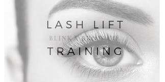 Nov 4th Blink & Brow Lash Lift & Tint Training