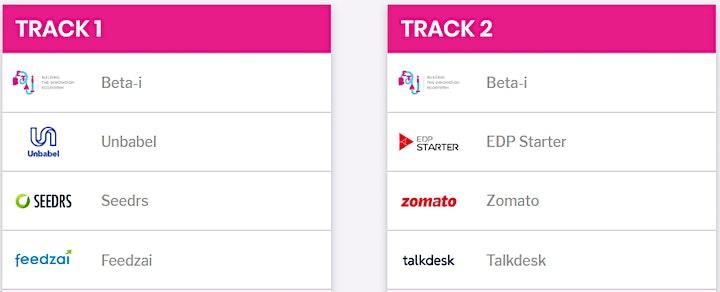 Lisbon Startup Tour 2: Talkdesk, EDP Starter, Zomato image