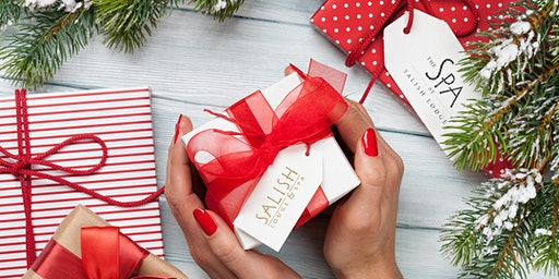 Holiday Make and Take Spa Trio Gift Set & Glassybaby Pop-up Event