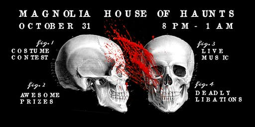 Magnolia House of Haunts
