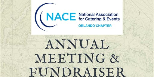 October NACE - Annual Meeting & Fundraiser
