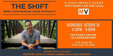 The Shift - Bring Your Problem, Leave With The Solution tickets