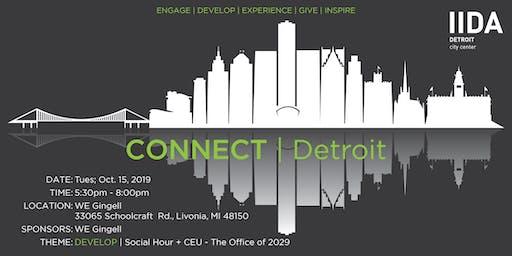 CONNECT | Detroit: Social Hour & CEU