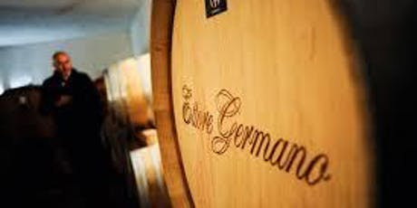 Piemonte Wine Dinner with Ettore Germano Winery tickets
