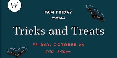 Fam Friday | Tricks & Treats - Toy Story 4
