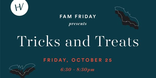 Fam Friday | Tricks & Treats - Toy Story 4