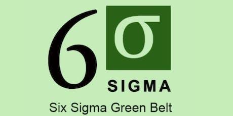 Lean Six Sigma Green Belt (LSSGB) Certification in Spokane, WA  tickets