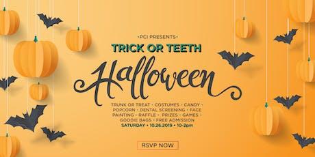 Trick or Teeth! tickets